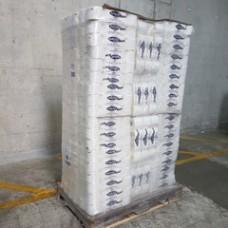 1080 Rollen/Pack, WC Papier 3-lagig BulkySoft, 250 Blatt, 1 Palette