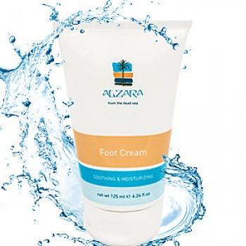 Alzara Fuss-Creme 200 ml aus dem Toten Meer