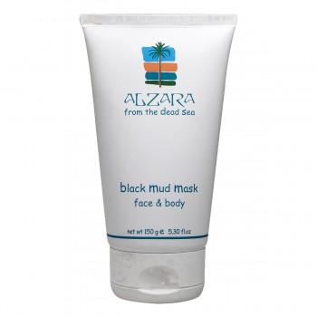 Alzara schwarze Schlamm-Maske 150 g aus dem Toten Meer