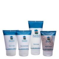 Alzara Cremen Set 4 teilig, mit Produkten aus dem Toten Meer