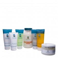 Alzara Bade set, 7 teilig, mit Produkten aus dem Toten Meer