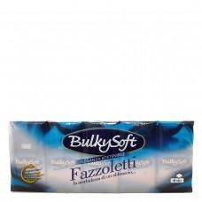 Papier Taschentücher  Bulkysoft weiss, 4-lagig, 10x9 Taschentücher
