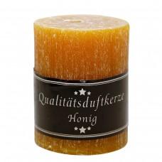 Parfümierte Zylinderkerze, Honig, 90/70mm