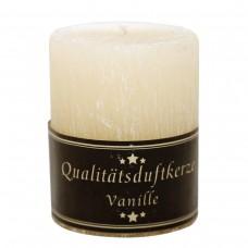 Parfümierte Zylinderkerze, Vanille, 90/70mm
