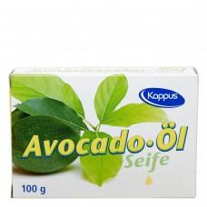 Avocado-Öl Seife Kappus 100g
