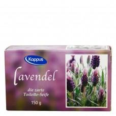 Lavendel Seife Kappus 150g