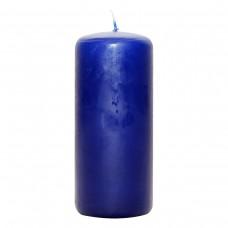 Stumpen Kerzen blau, 14/55mm, Brenndauer 60 ca. Std.
