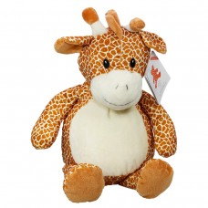 Plüschtier Giraffe 41 cm, kann mit einem Namen bestickt werden