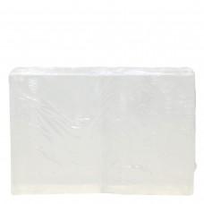 Glycerin Seife transparent, 2 x 500g zum Basteln